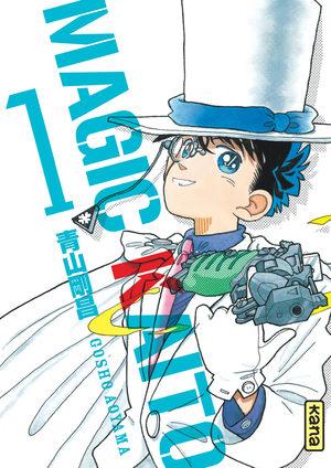 Magic Kaito Manga