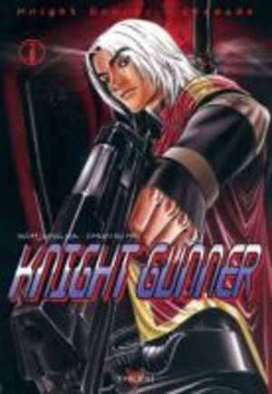 Knight Gunner Manhwa