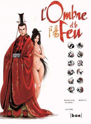L'Ombre et le feu Manhua