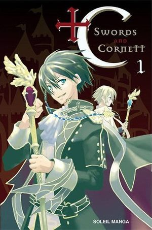 + C Sword and Cornett Manga