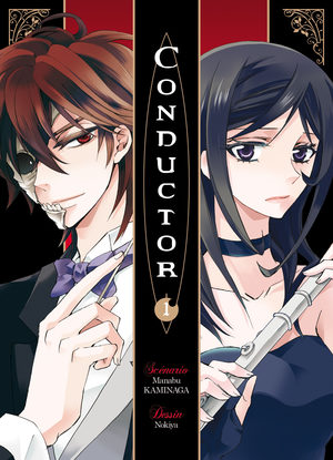 Conductor Manga