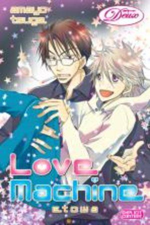 Love Machine Manga