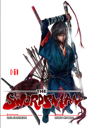 The Swordsman Manhwa