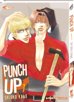 Punch Up Manga