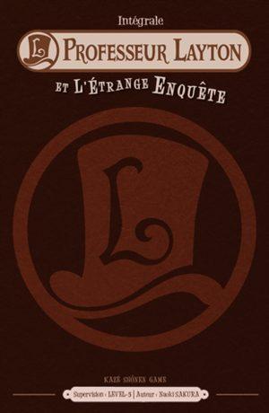 Professeur Layton et l'étrange enquête