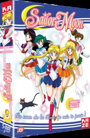 Sailor Moon Série TV animée
