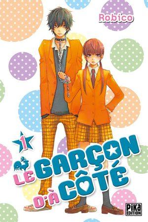 Le garçon d'à côté Manga