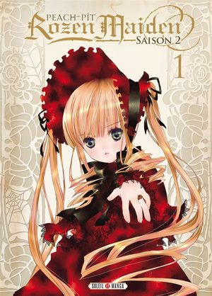 Rozen Maiden II Anime comics