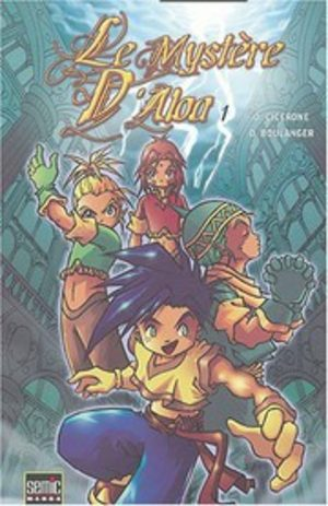 Le Mystère D'Aloa Global manga