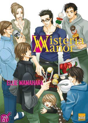 Wisteria Manor Manga