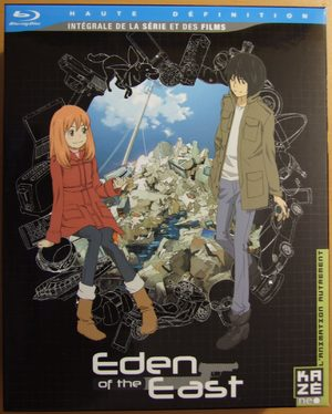 Eden of the East Série TV animée