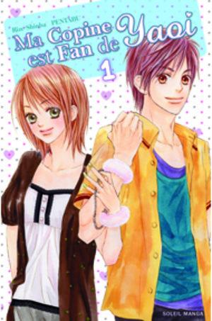 Ma Copine est fan de yaoi Manga