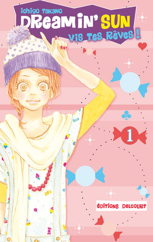Dreamin' sun Manga