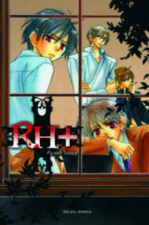 RH+ Manga