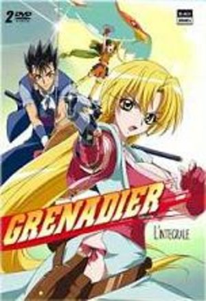Grenadier - Hohoemi no Senshi Série TV animée