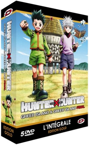 Hunter X Hunter Greed Island et Greed Island Final Produit spécial anime