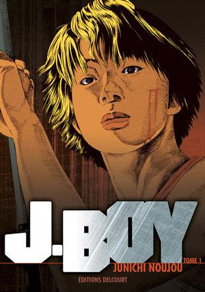 J.boy Manga