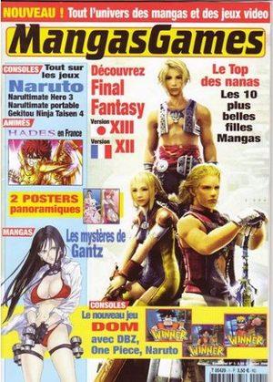 Mangas games