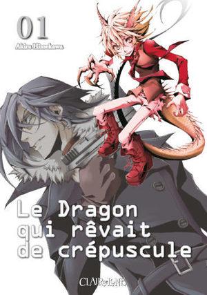 Le Dragon qui rêvait de crépuscule Manga
