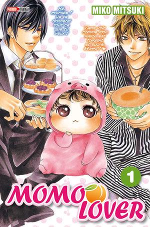 Momo Lover Manga