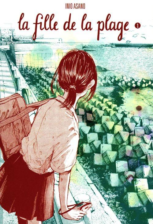 La fille de la plage Manga