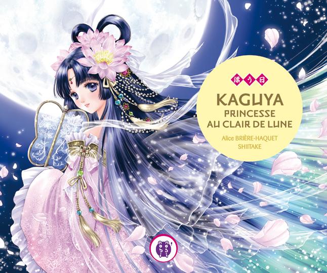 Kaguya Princesse au Clair de Lune Livre illustré