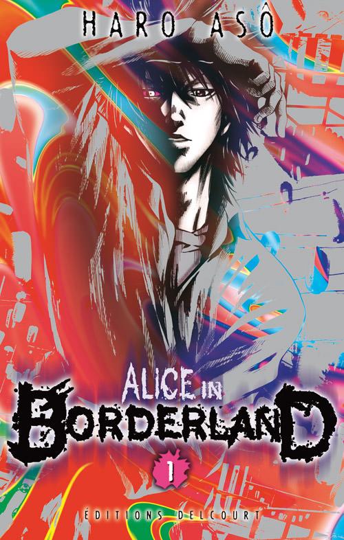 Alice in Borderland Manga