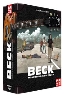 Beck Série TV animée