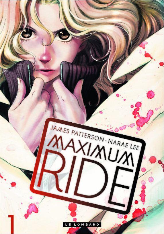 Maximum Ride Global manga