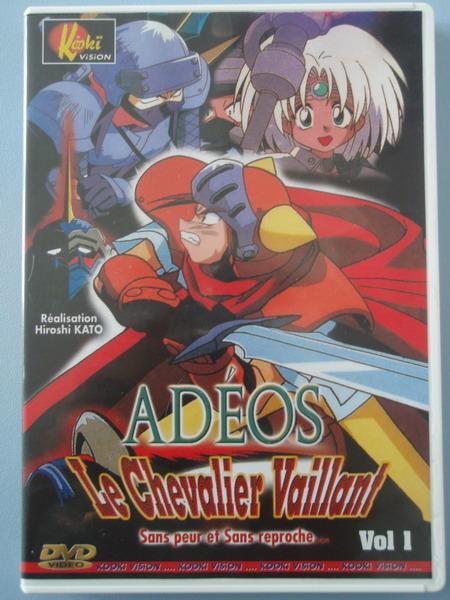 Adéos Le Chevalier Vaillant