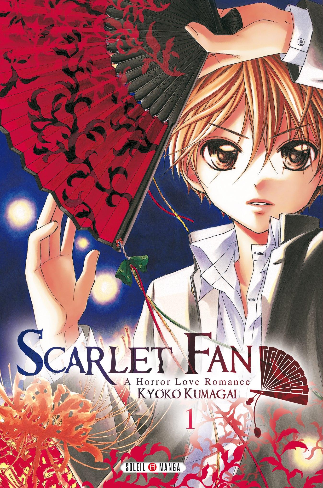 Scarlet Fan Manga