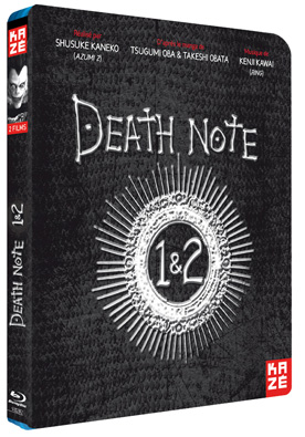 Death Note Films 1 et 2