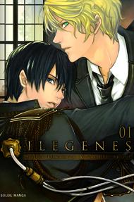 Ilegenes Manga