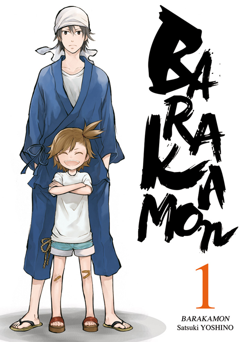 Barakamon Manga