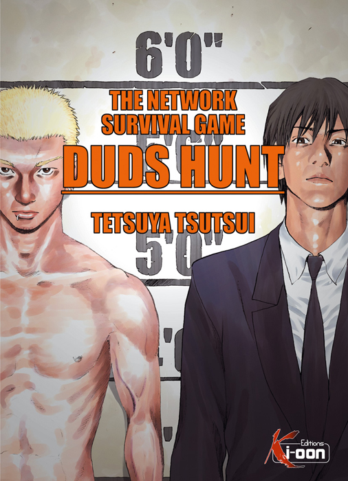 Duds Hunt Manga