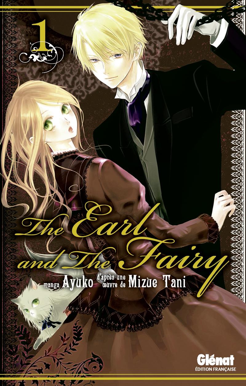 The Earl and the Fairy Manga