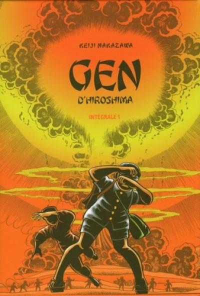 Gen d'Hiroshima Manga