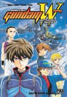 Mobile Suit Gundam Wing - Battlefield of Pacifist Manga