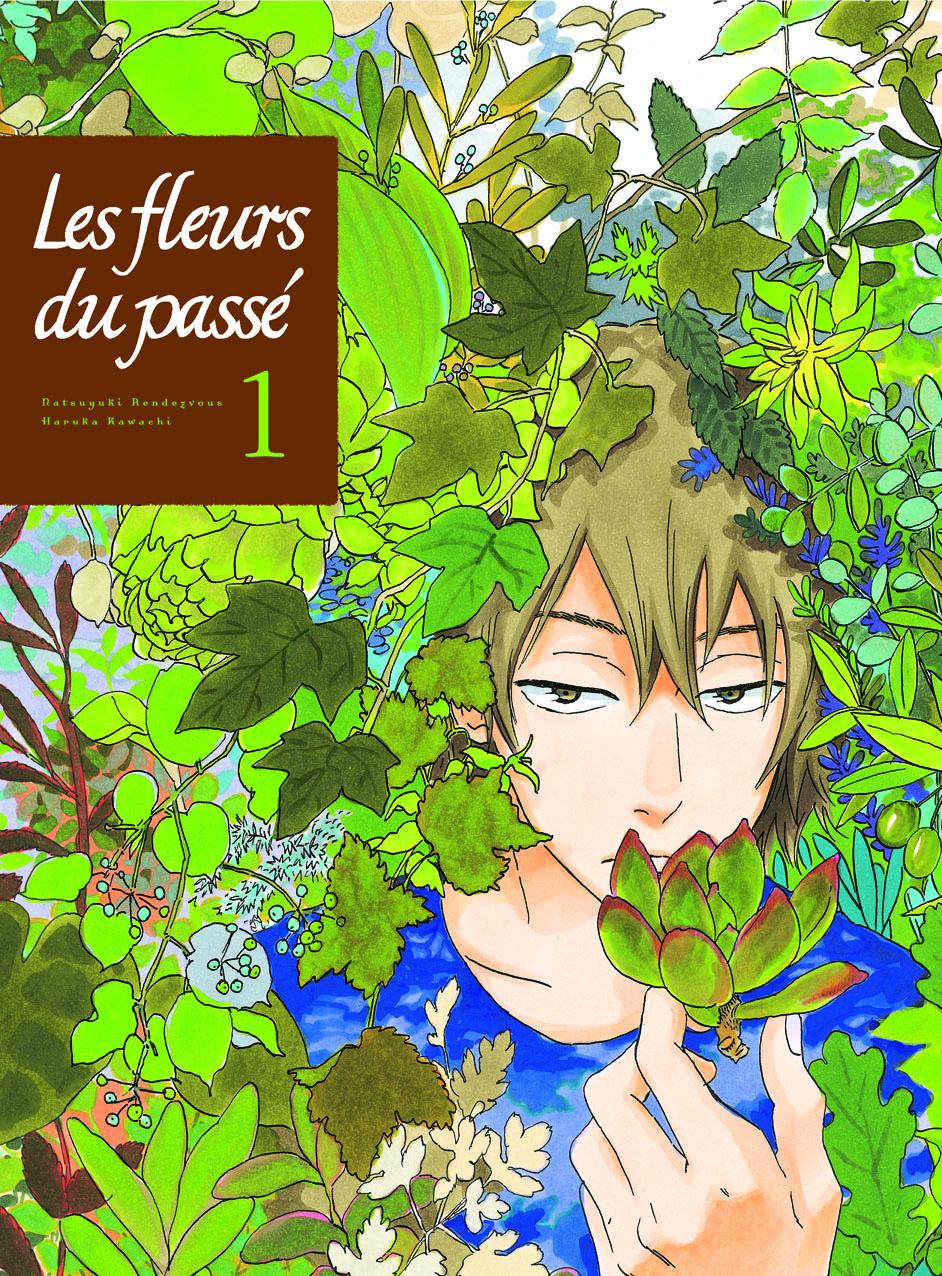 Les Fleurs du Passé Manga