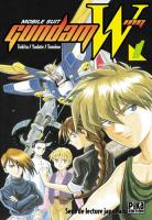 Mobile Suit Gundam Wing Manga