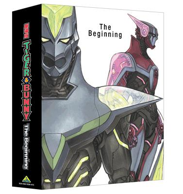 Tiger and Bunny - Film 1 : The Beginning