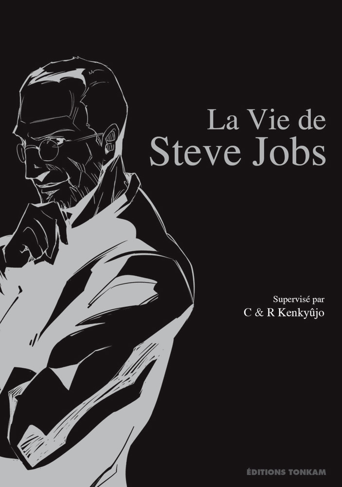 La Vie de Steve Jobs Manga