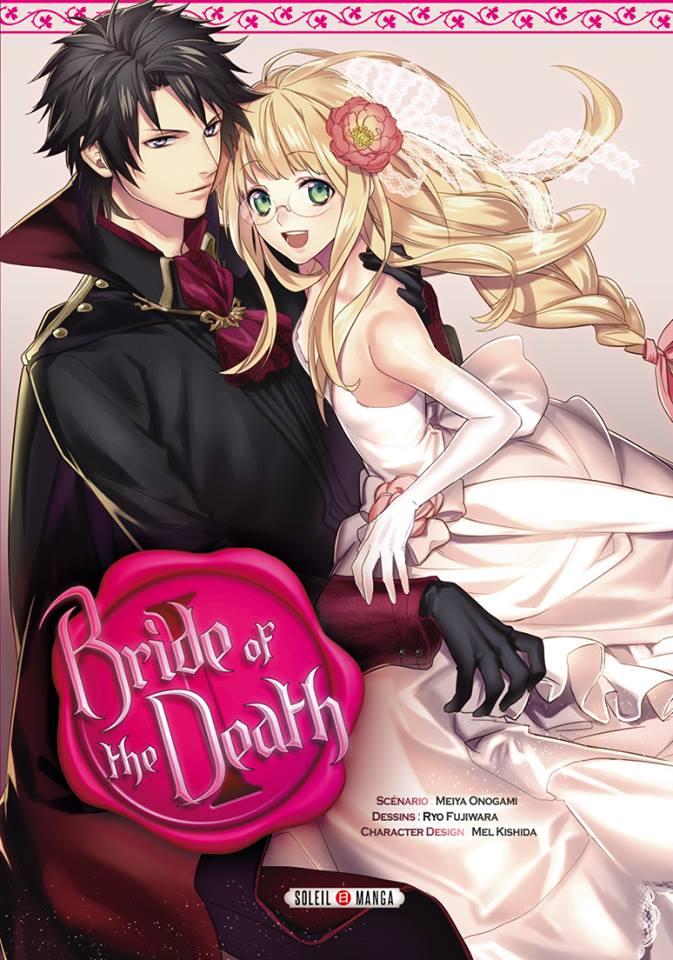 Bride of the Death Manga