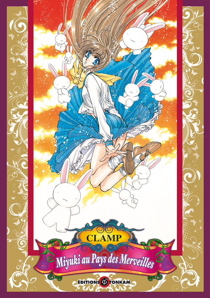 Miyuki au Pays des Merveilles Manga