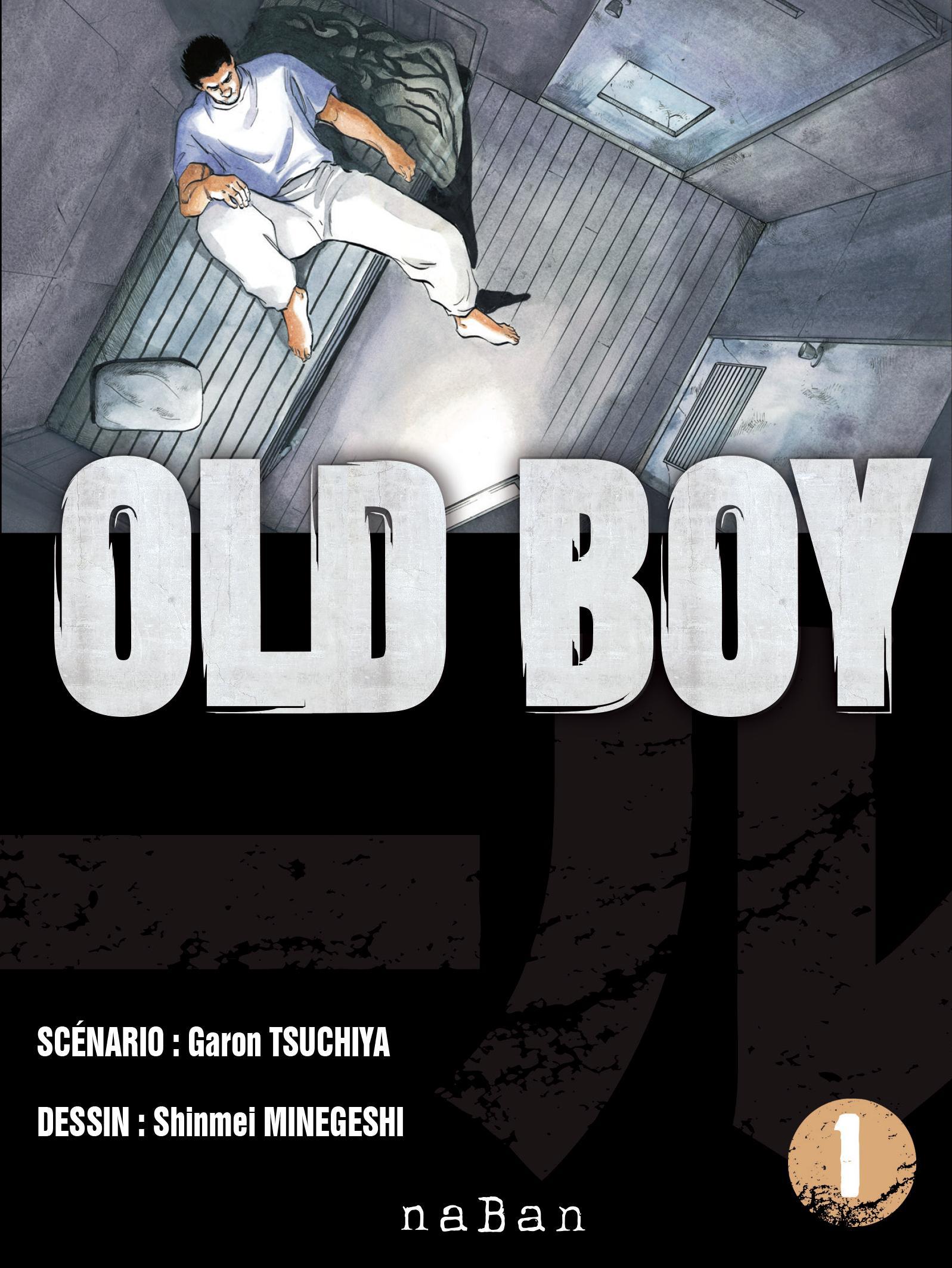 Old Boy Manga