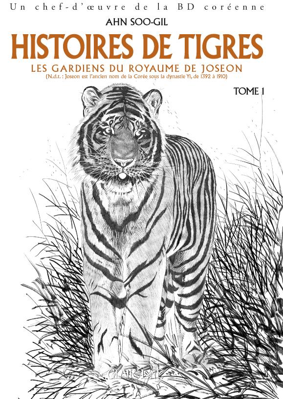 Histoires de tigres Manhwa