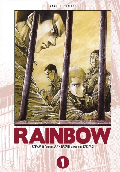 Rainbow Manga