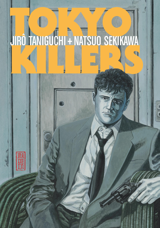 Tokyo Killers Manga