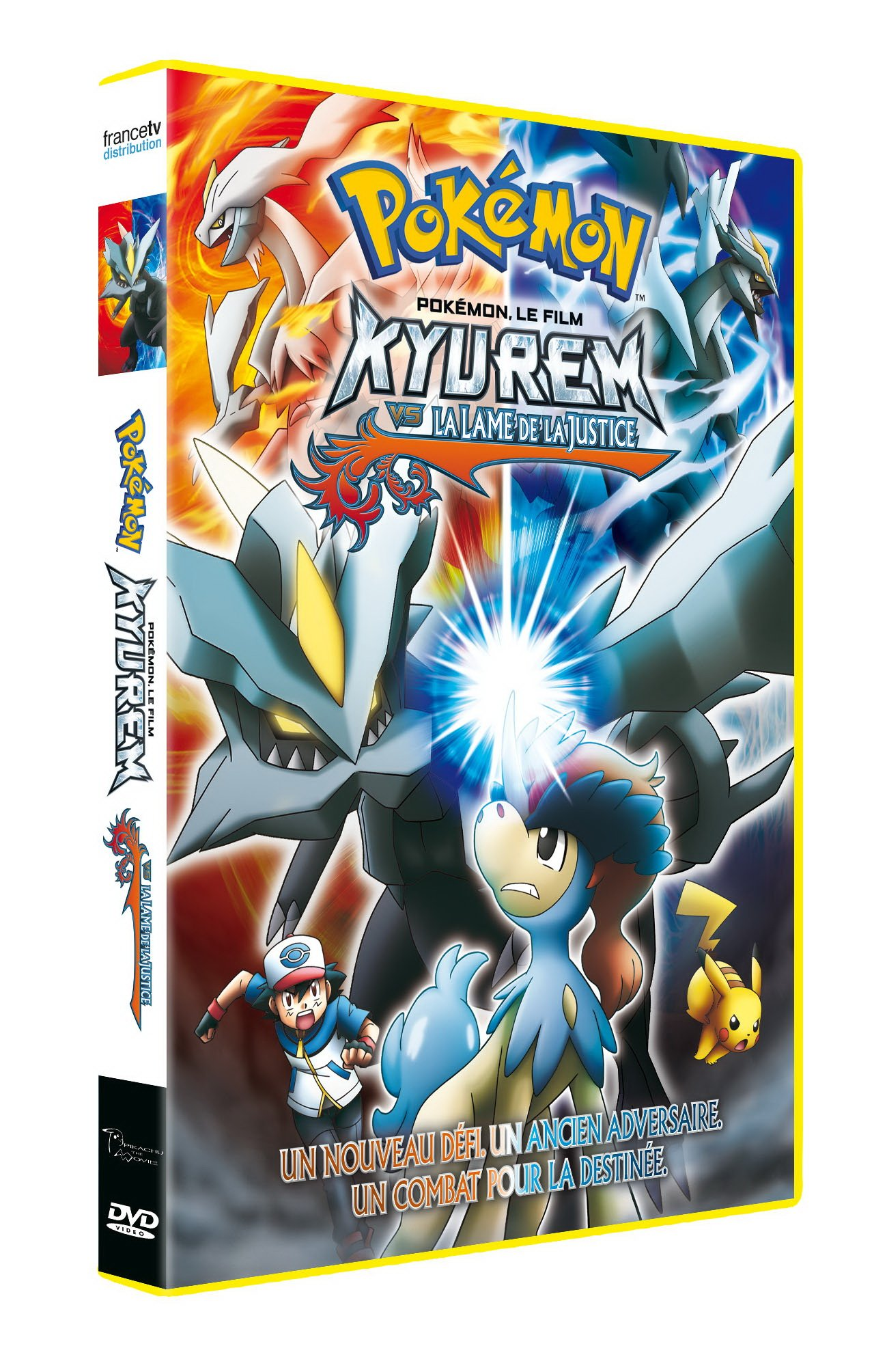Pokémon - Film 15 : Kyurem vs. la lame de la justice
