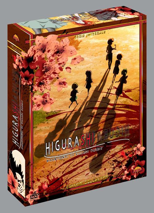 Higurashi no Naku Koro Ni - saison 1